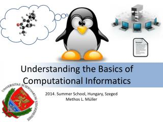 Understanding the Basics of Computational Informatics