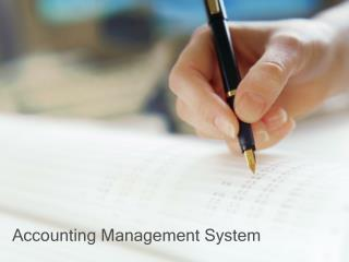 Accounting Management System