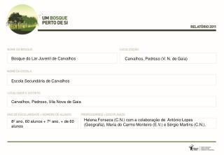 Carvalhos, Pedroso (V. N. de Gaia)