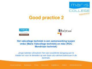 Good practice  2