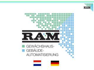 RAM GmbH Mess- und Regeltechnik 40 Jahre     1971 – 2011 Herrsching, Bayern, Deutschland