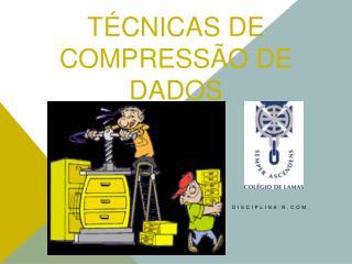Técnicas de compressão de dados