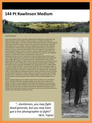 Gen. Sickles, near  Trostle's  barn, Gettysburg Battlefield Photo by W.H. Tipton, 1886