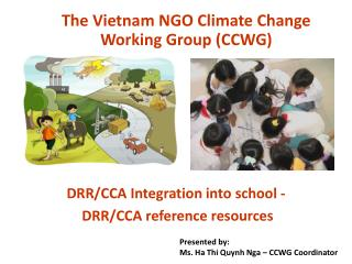 DRR/CCA Integration into school -   DRR/CCA reference resources