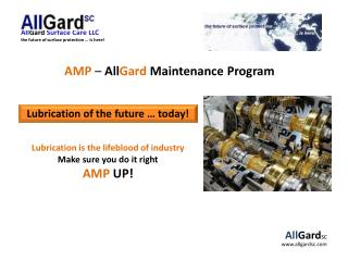 All Gard Surface Care LLC the future of surface protection � is here!
