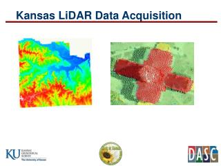 Kansas  LiDAR  Data Acquisition