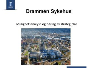 Drammen Sykehus