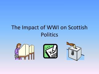 The Impact of WWI on Scottish Politics