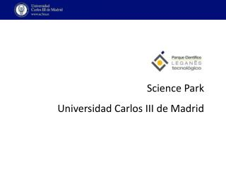 Science Park  Universidad Carlos III de Madrid