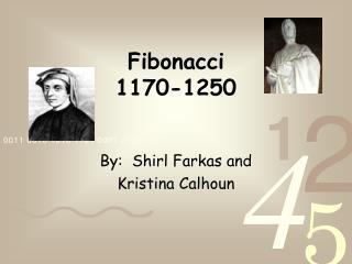 Fibonacci 1170-1250