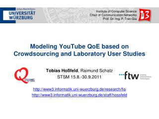 Modeling YouTube  QoE  based on Crowdsourcing and Laboratory User Studies