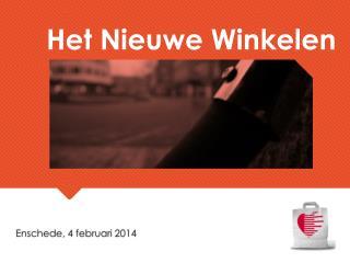 Enschede, 4 februari 2014