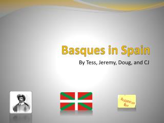 Basques in Spain