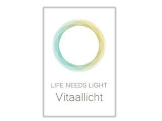 PITCH – 1 minuut Vitaallicht - LIFE NEEDS LIGHT  –