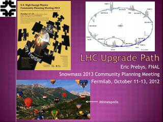 LHC Upgrade Path