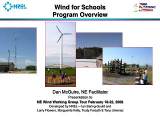Wind for Schools  Program Overview