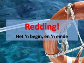 Redding!