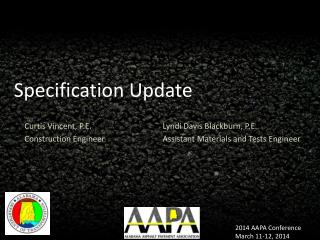 Specification Update