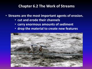 Chapter 6.2 The Work of Streams