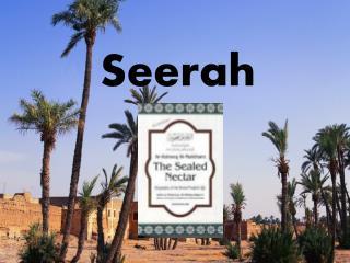 Seerah