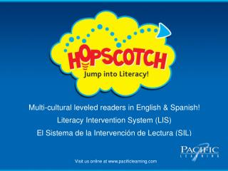 Multi-cultural leveled readers in English & Spanish! Literacy Intervention System (LIS)