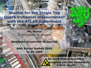 Studies for the Single Top Quark t-channel measurement with the ATLAS experiment