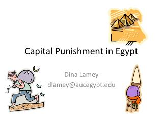Capital Punishment in Egypt