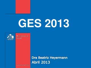 GES  2013