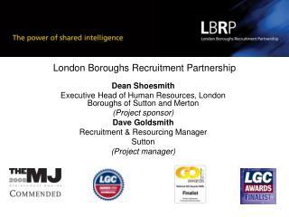 London Boroughs Recruitment Partnership
