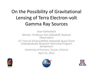 On the  Possibility of  Gravitational  Lensing of Terra Electron-volt Gamma Ray Sources