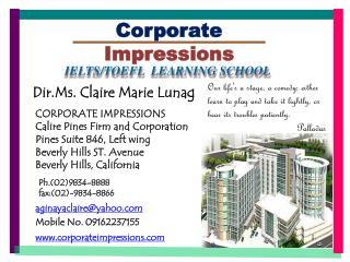 Corporate Impressions