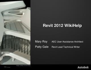 Revit 2012 WikiHelp