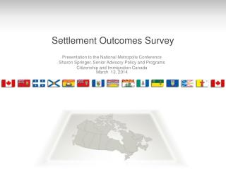 Settlement Outcomes Survey