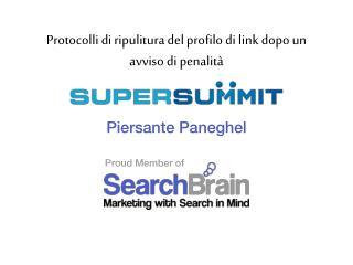 Protocolli di ripulitura del profilo di link dopo un avviso di penalità