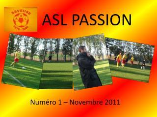 ASL PASSION
