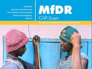 MfDR  CAP-Scan www.MfDR.org/capscan - capscan@mfdr.org  Ingwell Kuil - World Bank