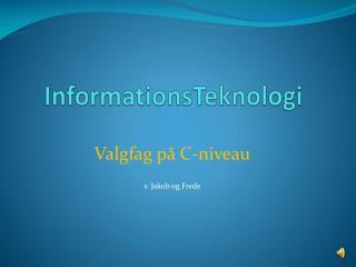 InformationsTeknologi