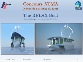 Navigation plaisir Prendre son temps Parcourir les mers 4 passagers Grande Habilité Confort