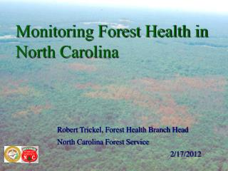 Monitoring Forest Health in North Carolina