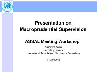 ASSAL Meeting Workshop