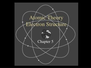 Atomic Theory  Electron Structure