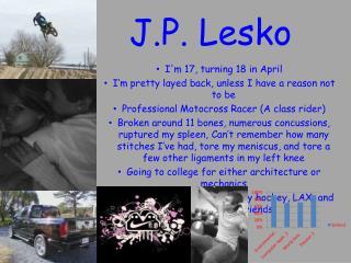 J.P. Lesko