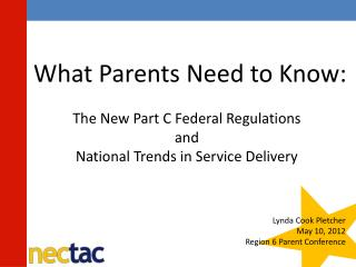 What Parents Need to Know: