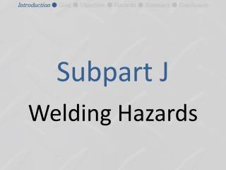Subpart J