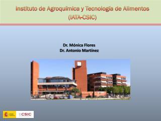 Dr . Mónica Flores  Dr. Antonio Martínez