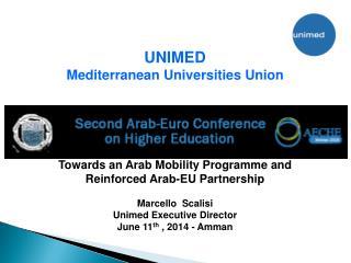 UNIMED Mediterranean Universities  Union