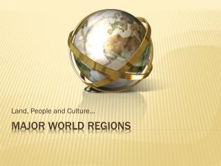 Major World Regions