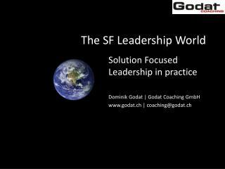 The SF Leadership World