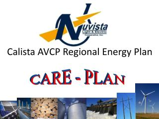 Calista  AVCP Regional Energy Plan
