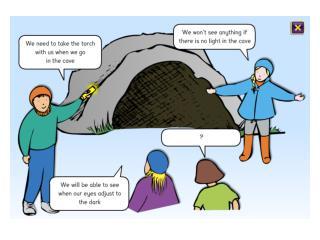 Leren redeneren  en  experimenteren  met concept cartoons